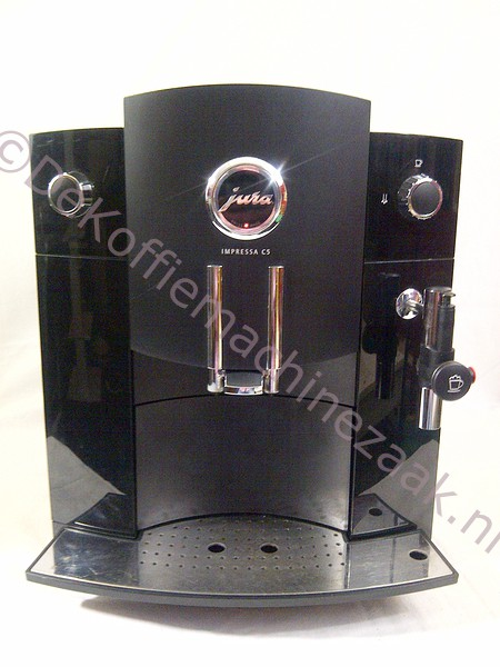 de koffiemachinezaak jura impressa c5. Black Bedroom Furniture Sets. Home Design Ideas